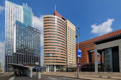 Wilhelminaplein 1 -40 in Rotterdam 3072 DE