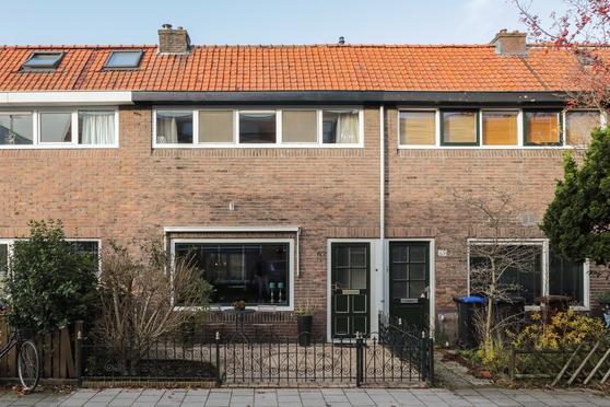 Hoogravenseweg 67 in Utrecht 3523 TH