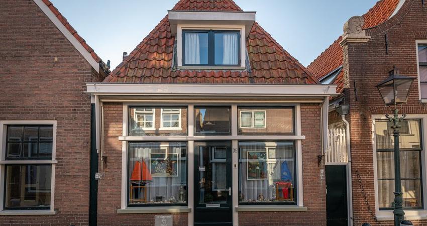 Grote Kerkstraat 30 in Harlingen 8861 EK