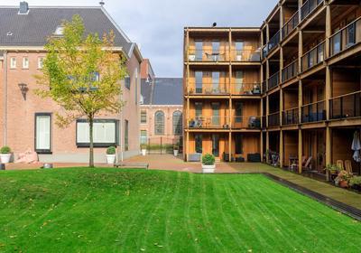 Gedempte Voldersgracht 4 I in Haarlem 2011 WD
