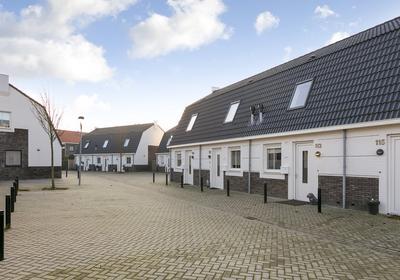 Van Eyckstraat 113 in Groningen 9731 PB