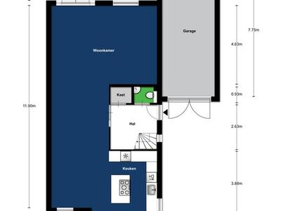 Stevenshof 15 in Dordrecht 3319 AX