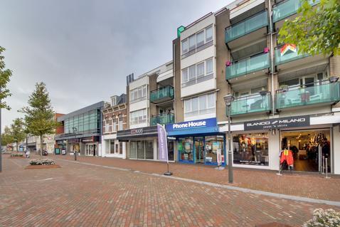 Winkelstrip Beverwijk in Beverwijk 1941 EE