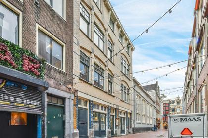 Handboogstraat 17 A in Amsterdam 1012 XM