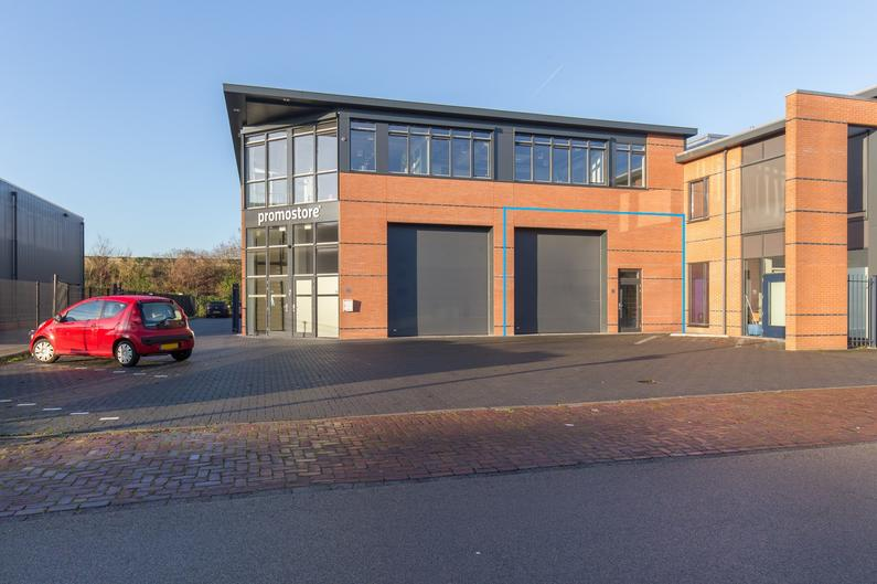 Anthonie Fokkerstraat 13 A in Barneveld 3772 MP