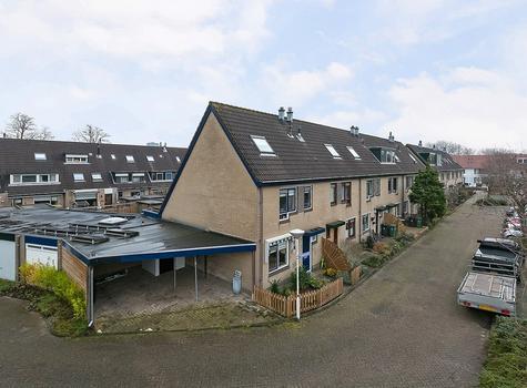 Schonbergrode 10 in Zoetermeer 2717 HV
