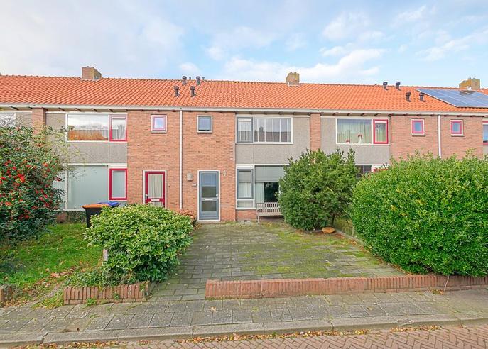 Biesbosstraat 12 in Den Helder 1784 XC