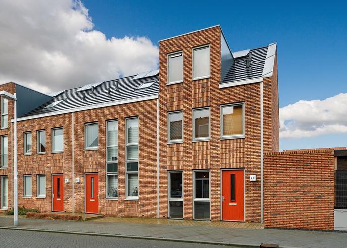 Rietsuikerweg 29 in Utrecht 3541 TE