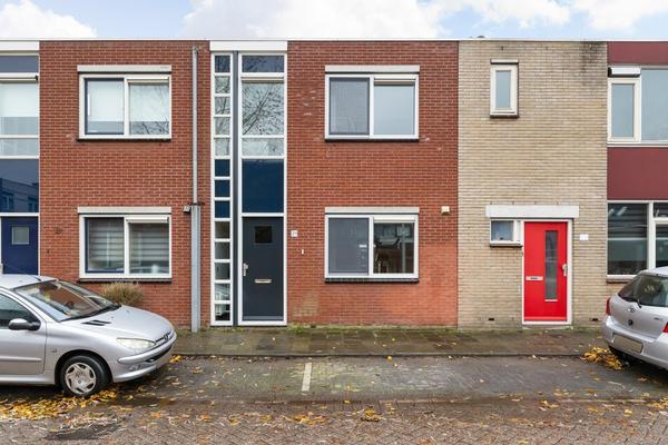 Prins Hendrikstraat 21 in Gouda 2802 JA