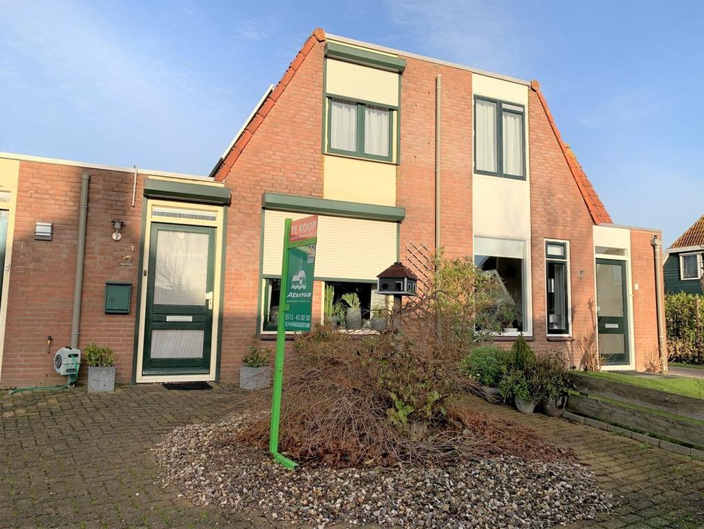 Oer De Feart 17 in Wiuwert 8637 VV