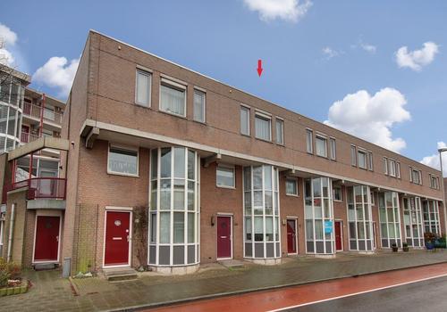 Schans 29 in Beverwijk 1941 JP