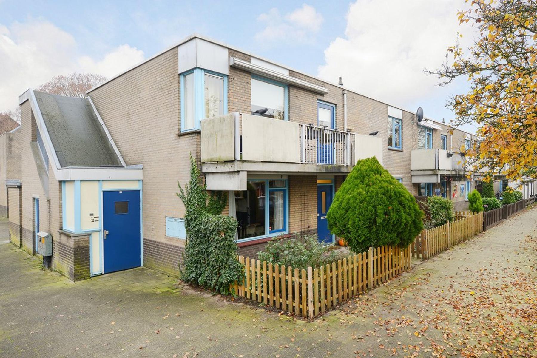 Jacob Simonsz. De Rijkstraat 143 in Utrecht 3554 CJ