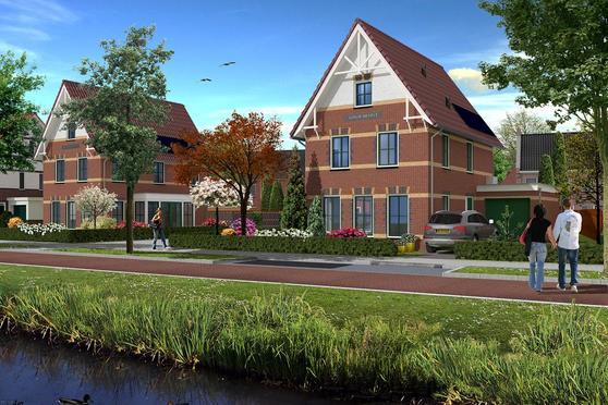 Rozentuin 16 Bwnr 185 in De Goorn 1648