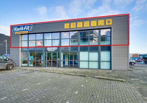 Rietlanden 9 in Beverwijk 1948 NE