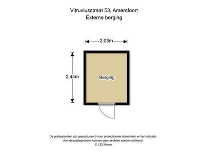 Vitruviusstraat 53 in Amersfoort 3822 EM
