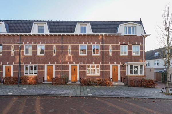 Albert Trouwborststraat 6 in Nijmegen 6541 GS