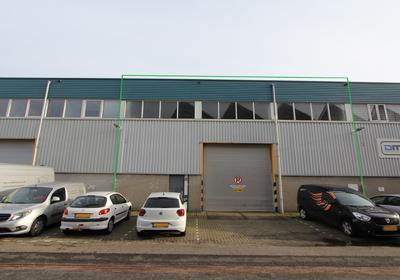 Hendrik Figeeweg 5 -D in Haarlem 2031 BJ
