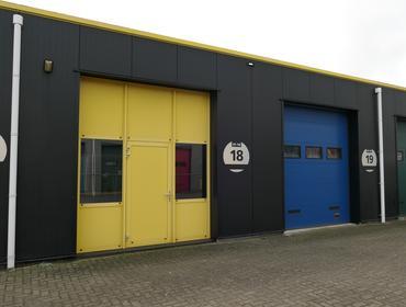 Lindberghstraat 41 -18+19 in Hoogeveen 7903 BM