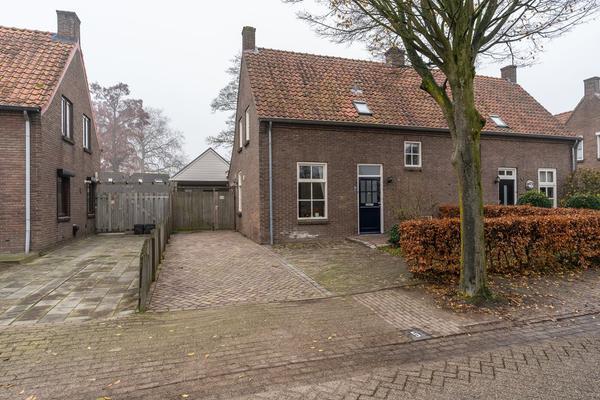 Jhr. V. Rijckevorselstraat 20 in Den Dungen 5275 AB