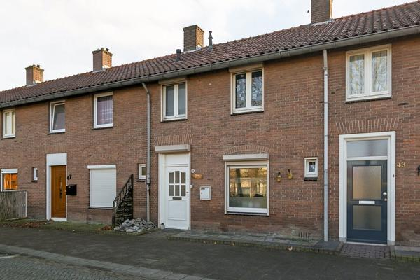 Roodborststraat 45 in Oss 5348 HB