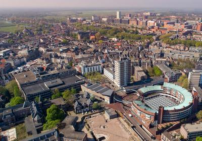Burgemeester Loeffplein 11 in 'S-Hertogenbosch 5211 RX