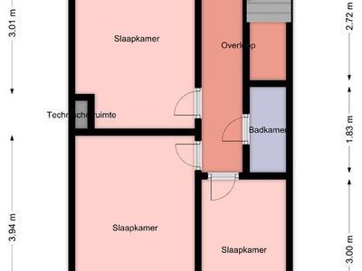 Breitnerstraat 31 in Dordrecht 3314 XC