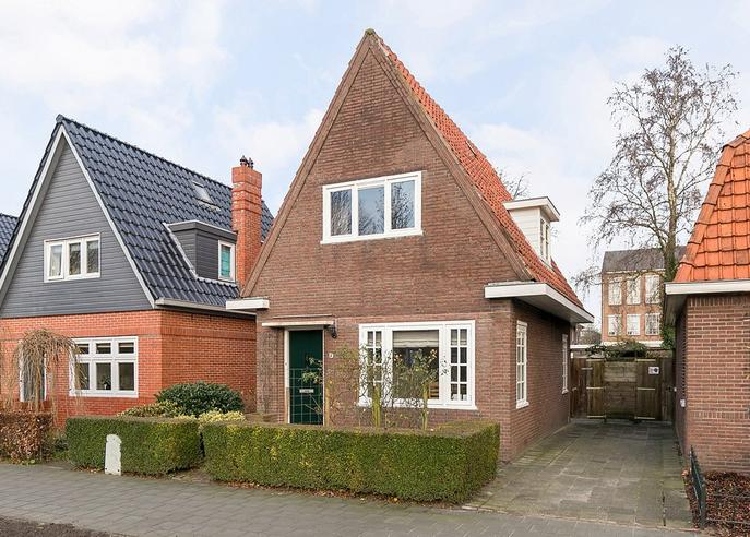 Sieger Van Der Laanstraat 59 A in Heerenveen 8442 DX