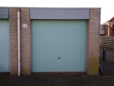 Ooievaarstraat 59 in Alkmaar 1823 AN