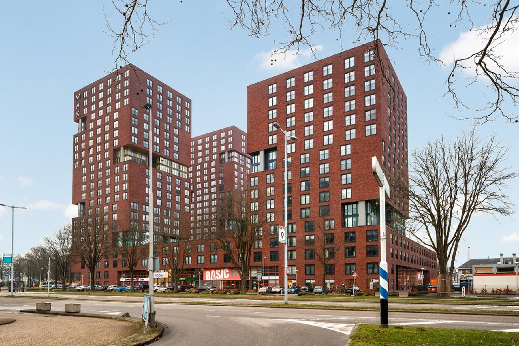 Europaplein 724 in Utrecht 3526 WP