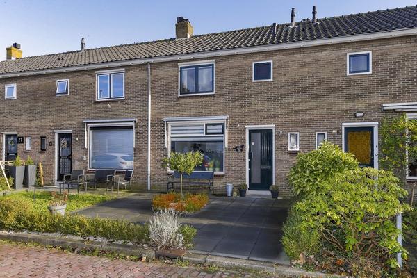 Ribeslaan 25 in Schiedam 3121 AR