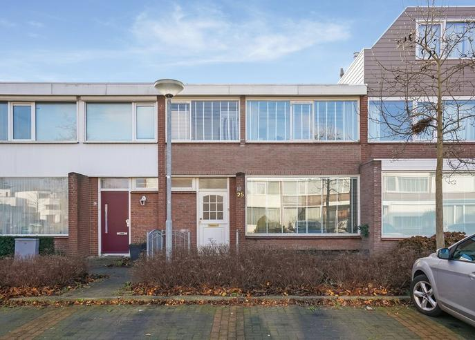 Willem Van Geldorpstraat 25 in Rosmalen 5246 GN