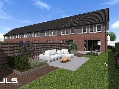 Gersthof - Dwarskap Tussenwoning in Staphorst 7951 XH