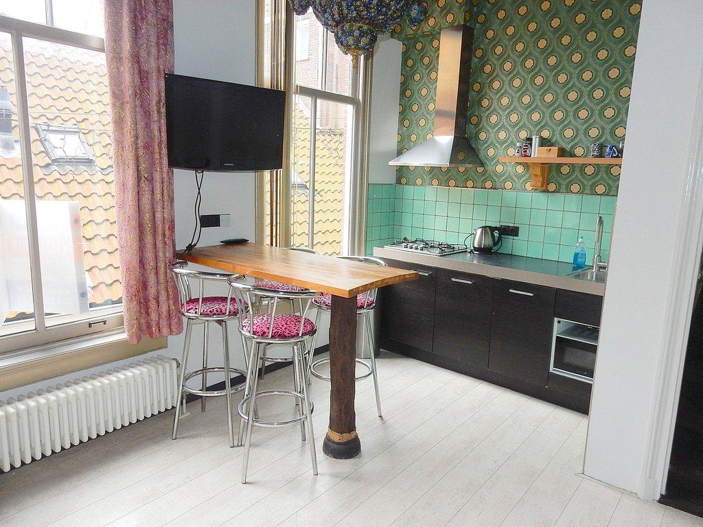 Kromstraat, Delft