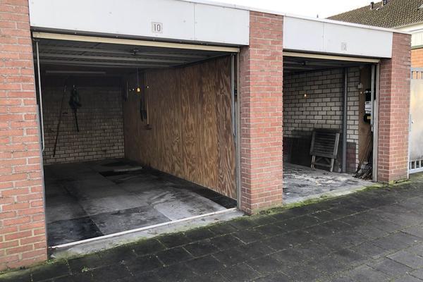 Heubergerstraat 10 + 12 in Tilburg 5011 GD