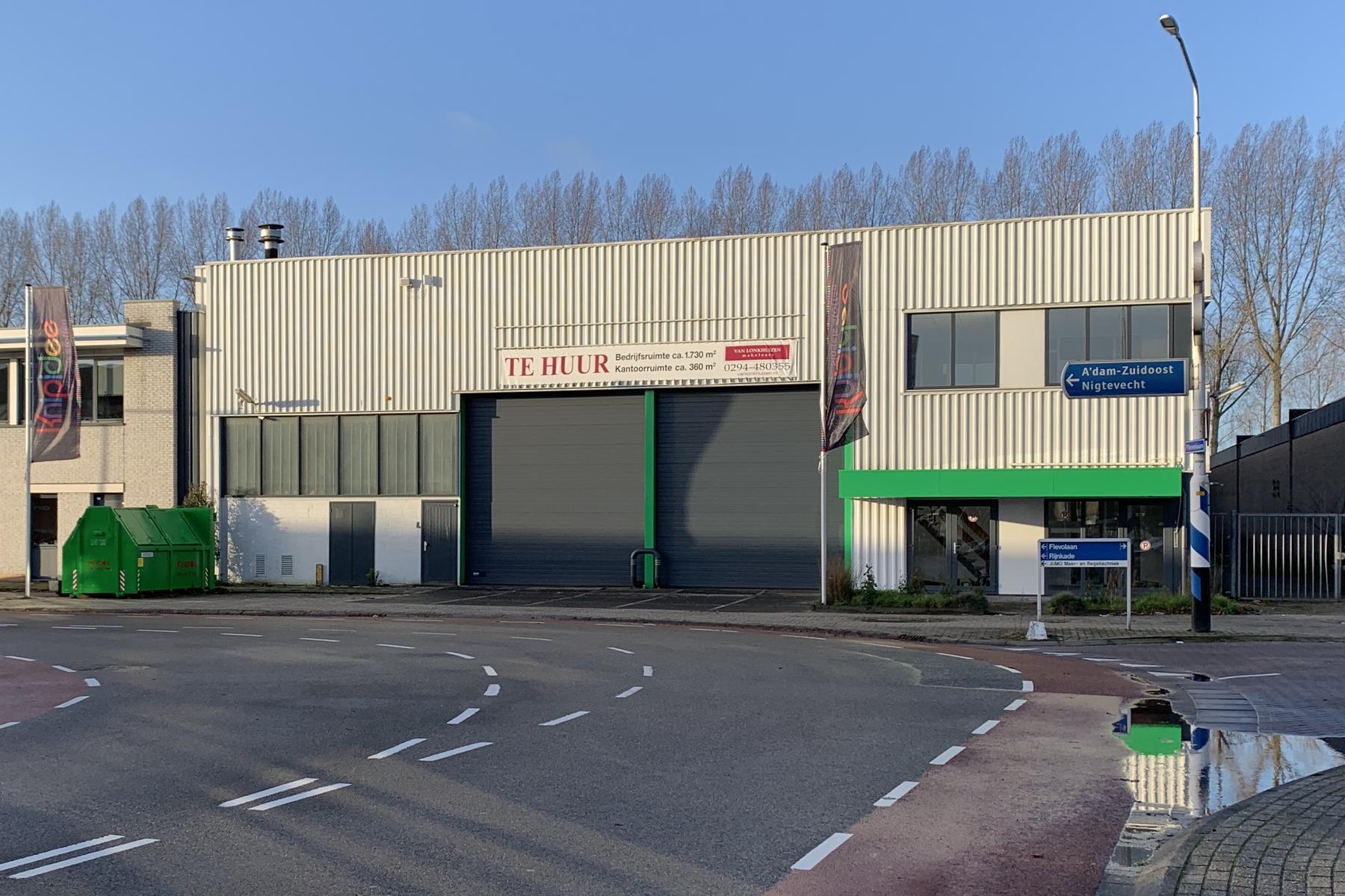 Flevolaan 11 in Weesp 1382 JX