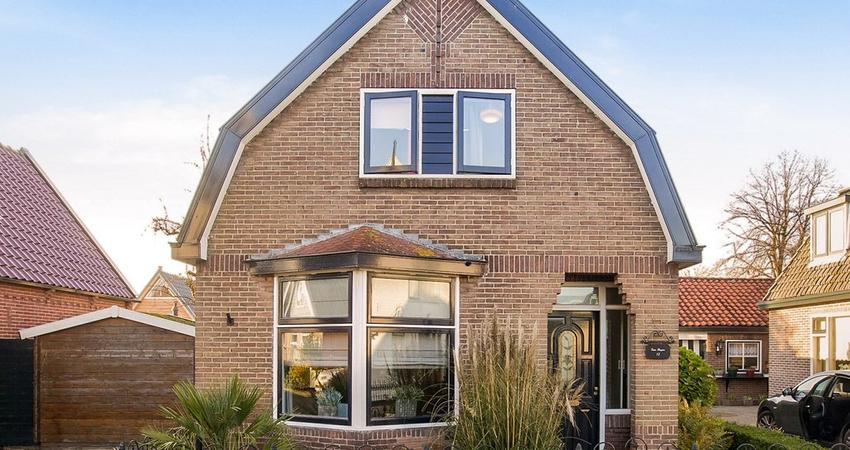 2E Rozenstraat 12 in Lutjebroek 1614 SG