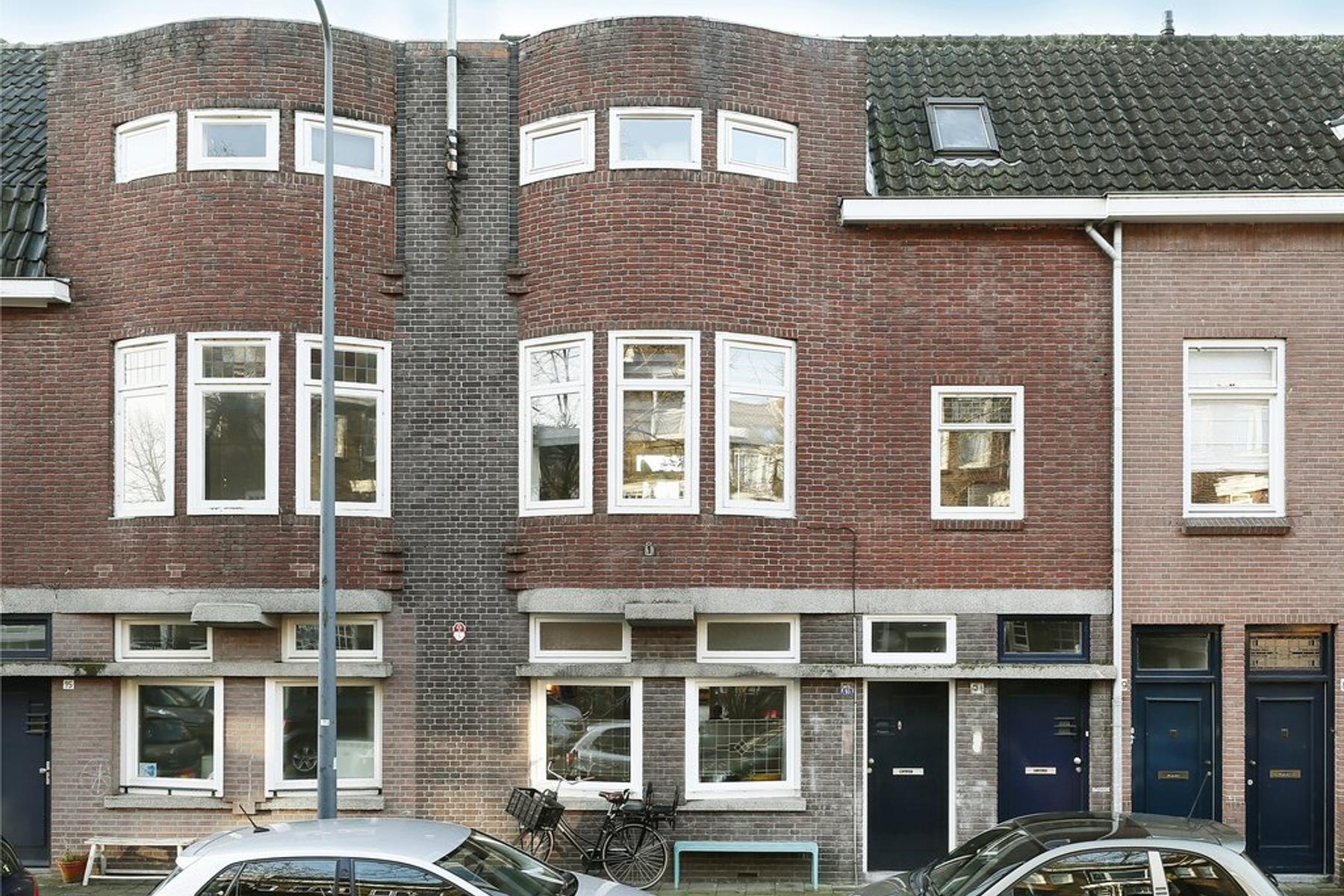 Van Noremborghstraat 91 in 'S-Hertogenbosch 5212 NB