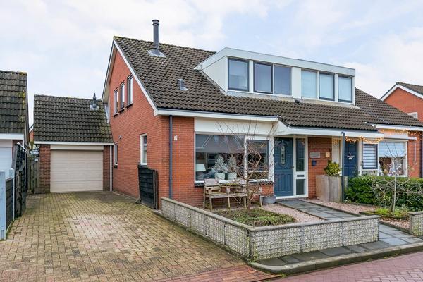 Heidewei 56 in Zwagerbosch 9299 HZ