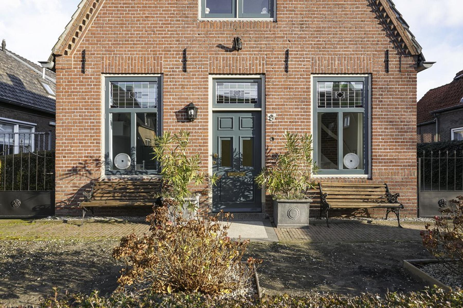 Meester Prinsenstraat 8 in Haarsteeg 5254 JC