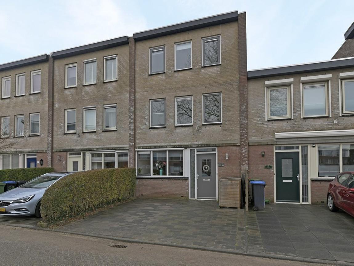 Ravelplein 31 in Gouda 2807 HJ