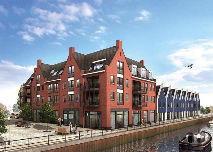 Markhaven Appartement (Bouwnummer 1) in Oudenbosch 4731 MC