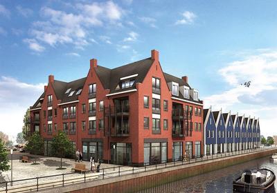 Markhaven Appartement (Bouwnummer 2) in Oudenbosch 4731 MC