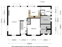 Beukenlaan 21 in Oostkapelle 4356 HJ