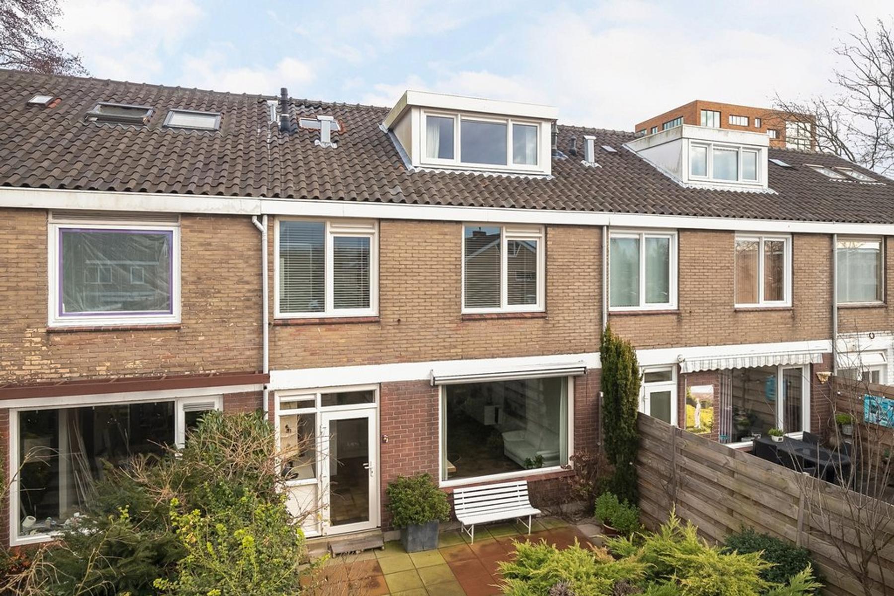 Merelhoven 477 in Capelle Aan Den IJssel 2902 KH