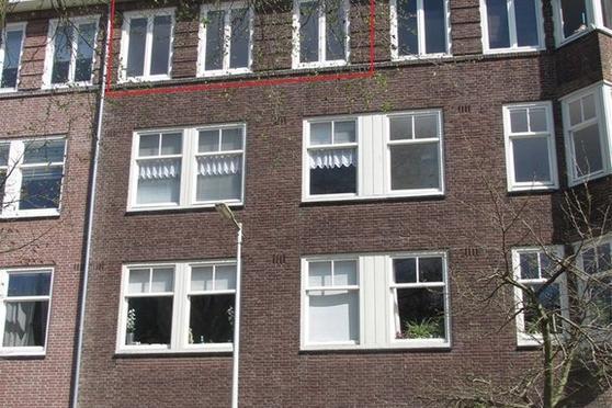 Warmondstraat 89 3 in Amsterdam 1058 KS