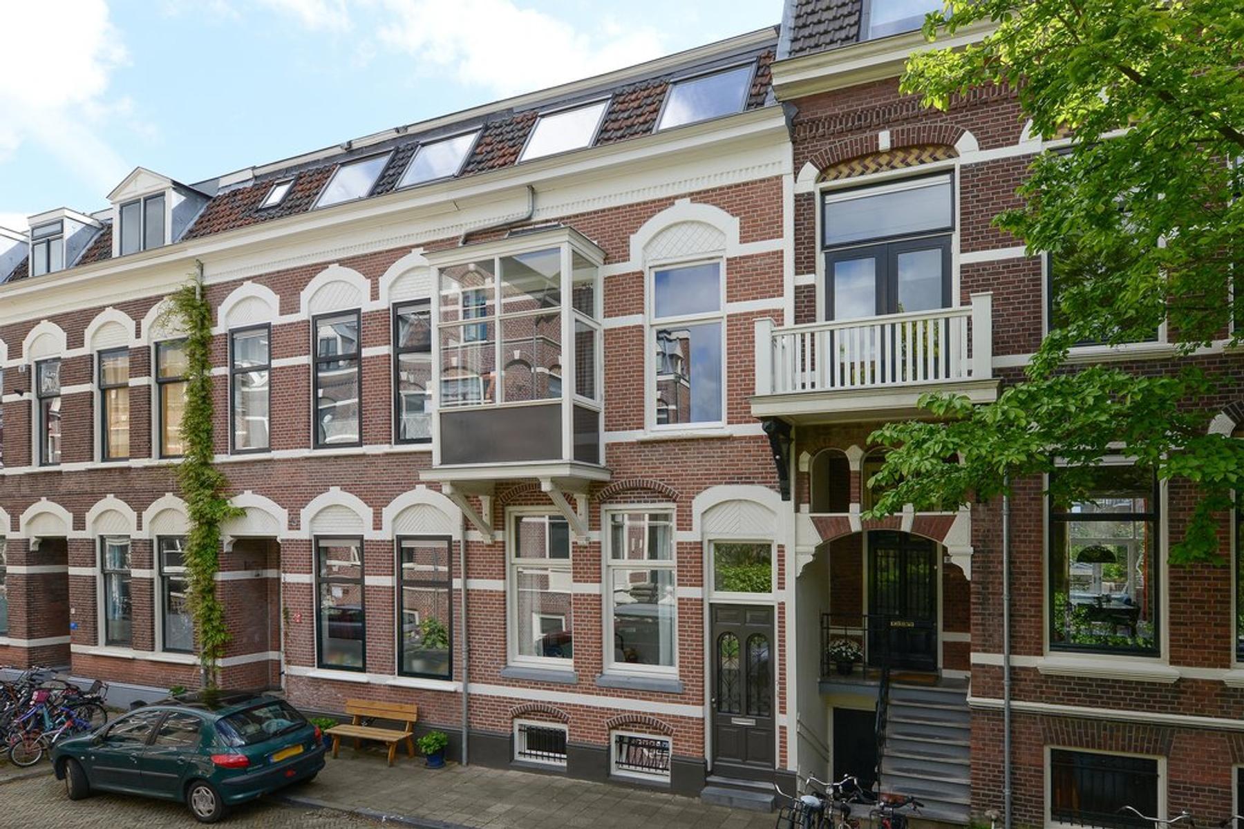 Van Speijkstraat 7 in Utrecht 3572 XA