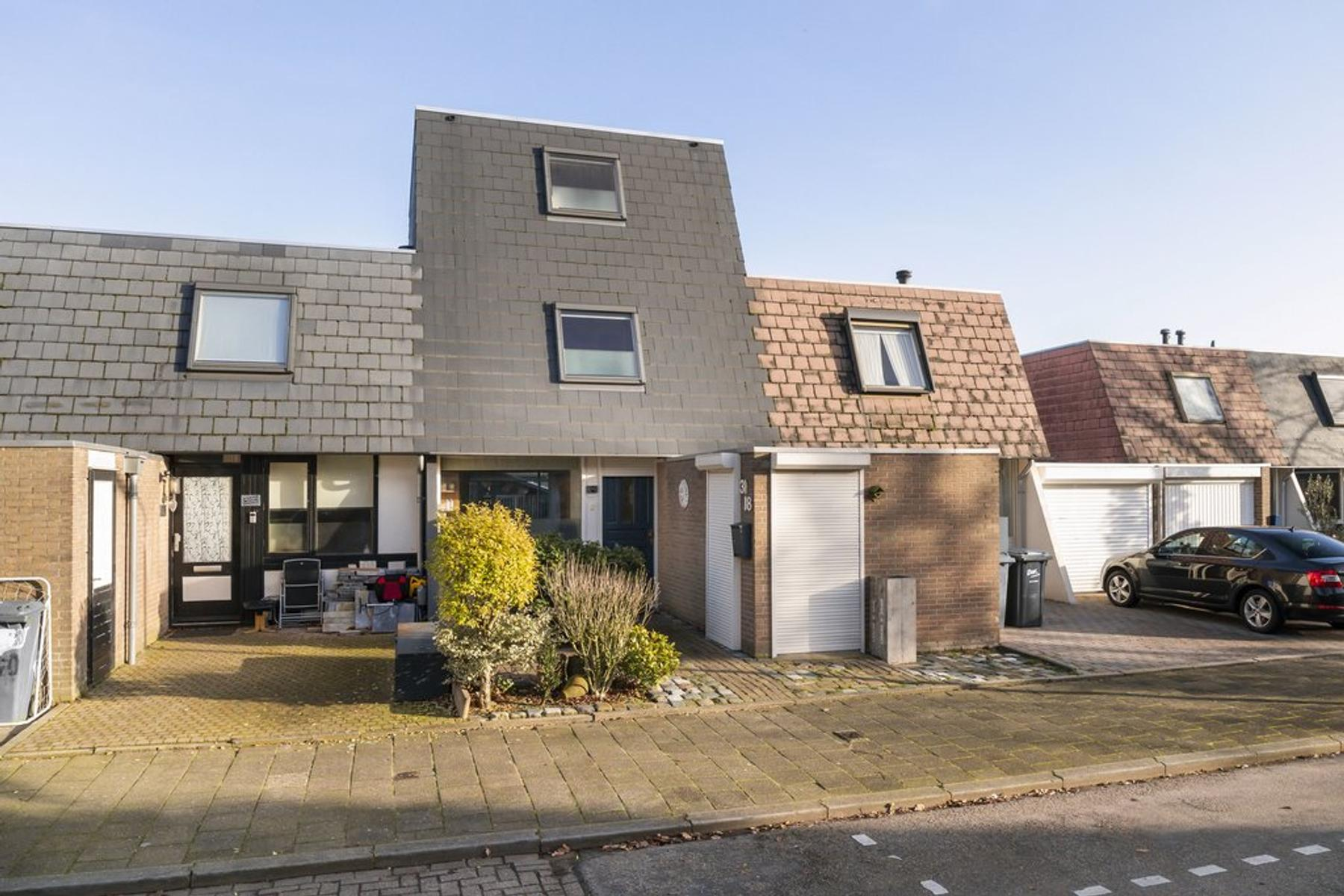 Zwanenveld 3118 in Nijmegen 6538 ZT