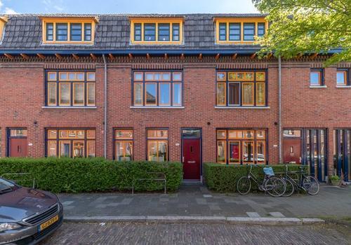 Gerbrand Bakkerstraat 47 A in Groningen 9713 HC