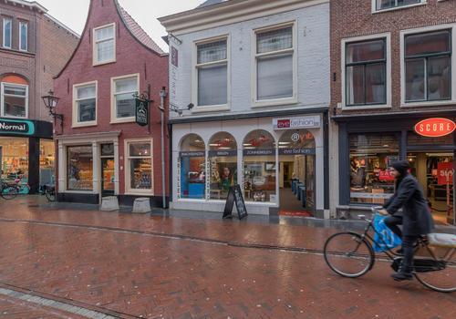 Haarlemmerstraat 58 in Leiden 2312 GC