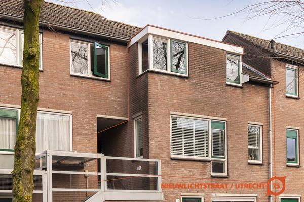 Nieuwlichtstraat 75 in Utrecht 3552 GW